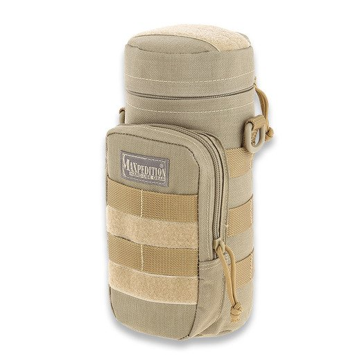 Maxpedition Bottle Holder 10x4, cachi