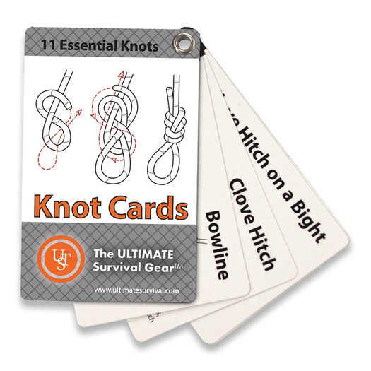 UST Learn And Live Knot Cards