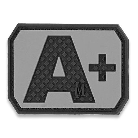 Toppa patch Maxpedition A+ Blood type, swat BTAPS