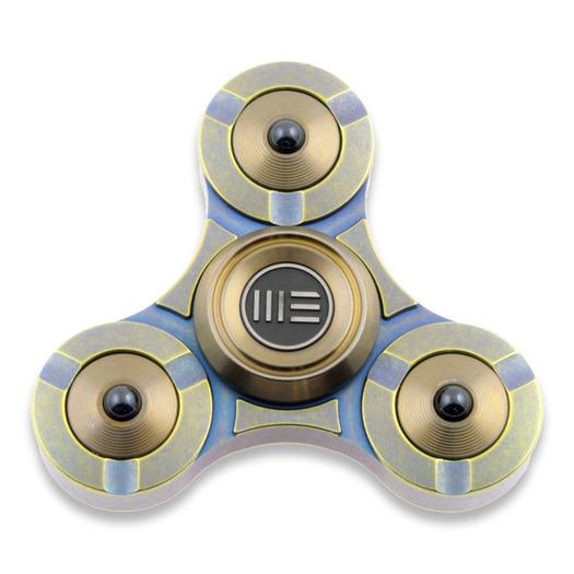 We Knife Ti Spinner Fidget Toy, žlutá S02B