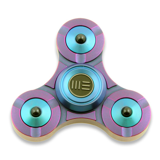 We Knife Ti Spinner Fidget Toy, azul S02A