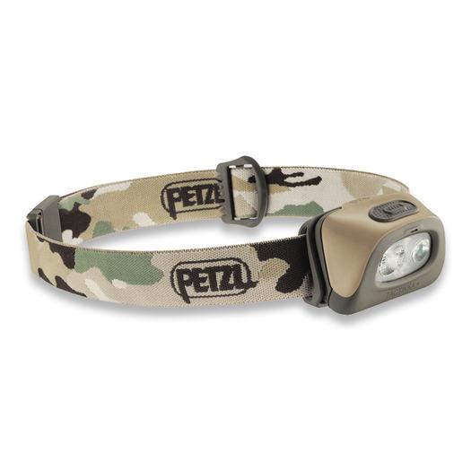 Galvas lampa Petzl Tactikka+ LED 250lum., camo