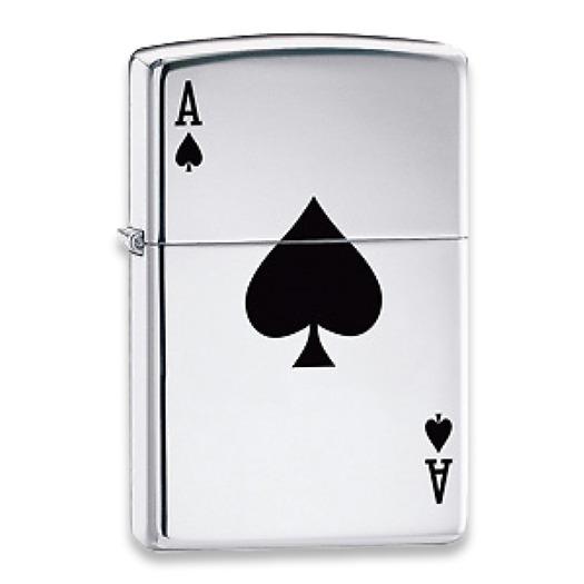 54d556263a2 Tulemasin Zippo 24011 Lucky Ace   Lamnia