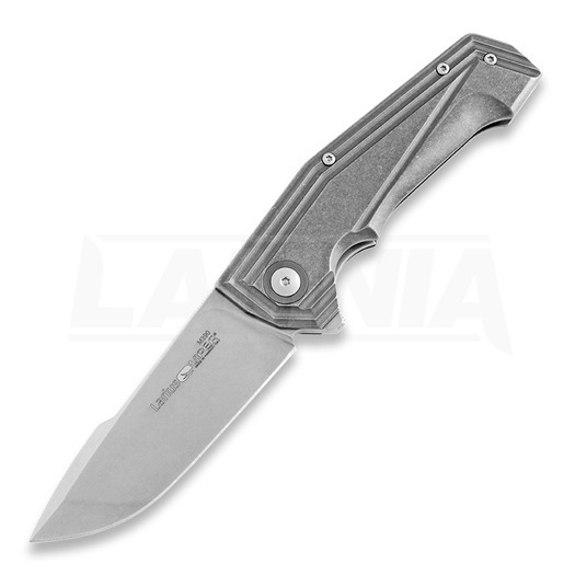 Viper Larius Titanium folding knife, stonewashed V5960TI