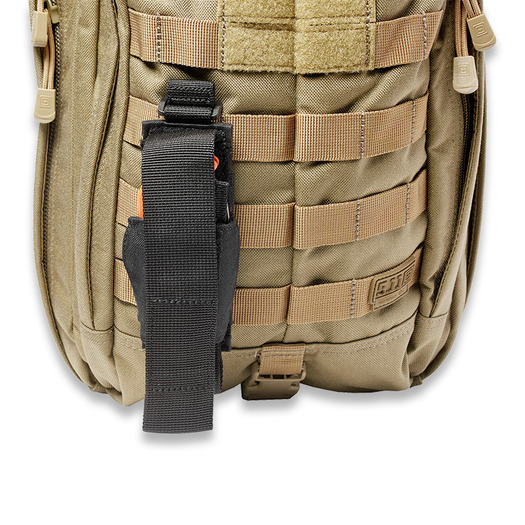 5.11 Tactical AdaptaPouch large, juoda