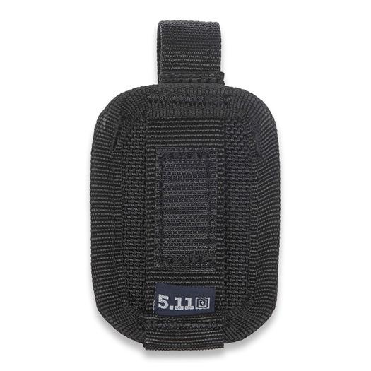 5.11 Tactical Baton Pouch kišeninis dėklas su skyriais, juoda