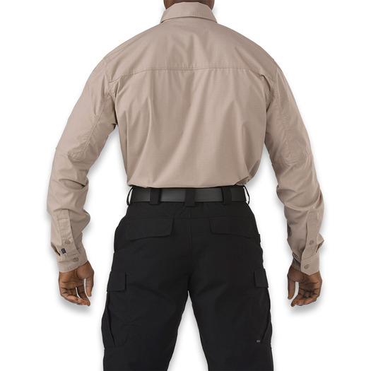 5.11 Tactical Stryke Long Sleeve Shirt, ruda 72399-055