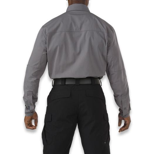 5.11 Tactical Stryke Long Sleeve Shirt, storm 72399-092