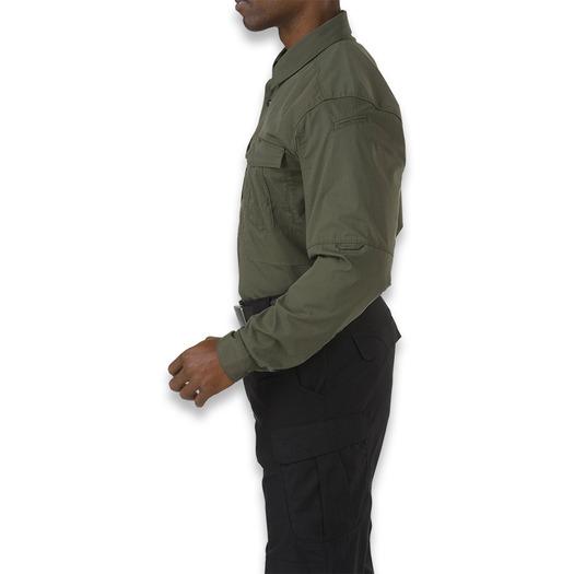 5.11 Tactical Stryke Long Sleeve Shirt, tdu green 72399-190