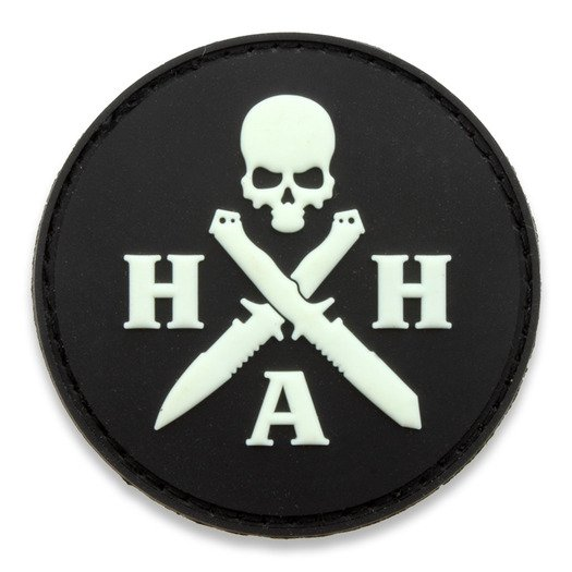 Hardcore Hardware HHA glow in dark 补丁