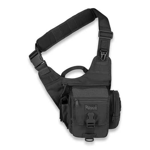 Maxpedition FatBoy S-type Versipack shoulder bag, black