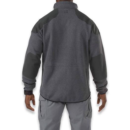 5.11 Tactical Tactical Full Zip Sweater jacket, gun powder 72407-051
