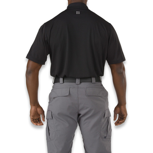 5.11 Tactical Pinnacle Polo, juoda 71036-019