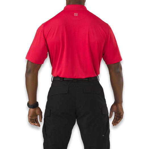 5.11 Tactical Pinnacle Polo, range red 71036-477