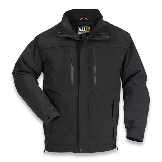 5.11 Tactical Bristol Parka jacket, שחור 48152-019