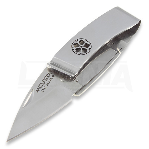 Coltello pieghevole Mcusta Money Clip Kikyo