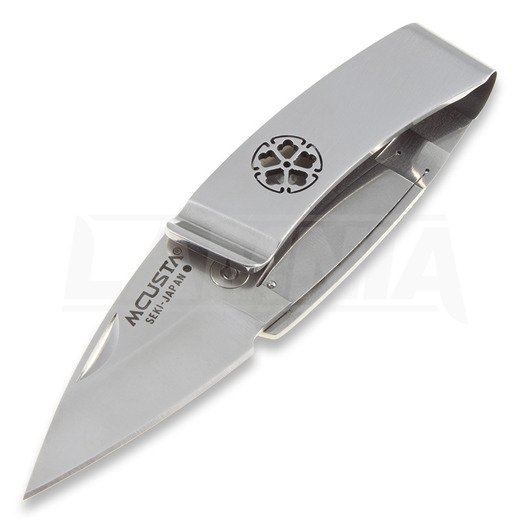 Mcusta Money Clip Kikyo folding knife