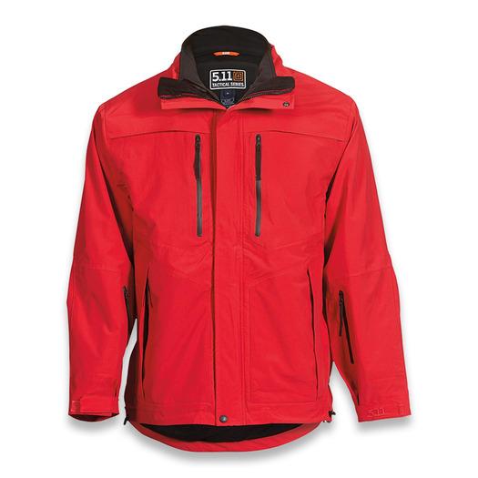 Jacket 5.11 Tactical Bristol Parka, range red 48152-477