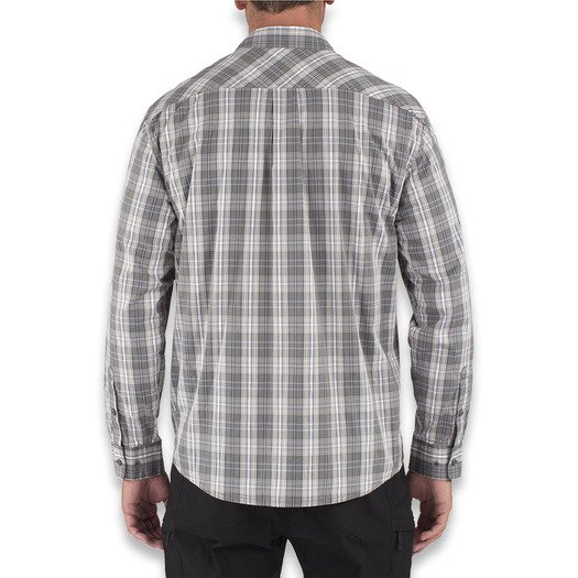 5.11 Tactical Covert Flex Long Sleeve Shirt, storm 72428-092