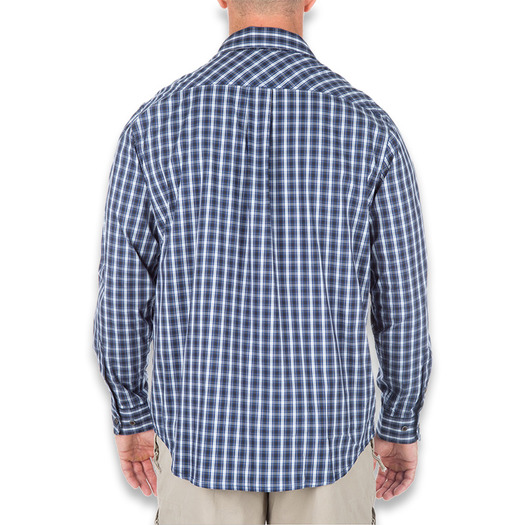 5.11 Tactical Covert Flex Long Sleeve Shirt, olympian 72428-758