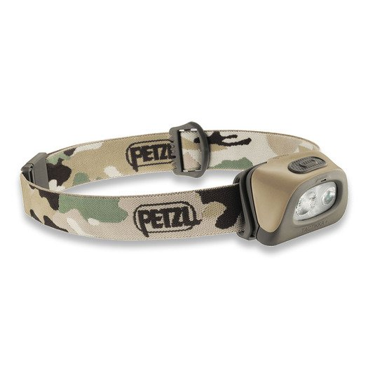 Petzl Tactikka+ LED red 160lum. otsavalo, camo