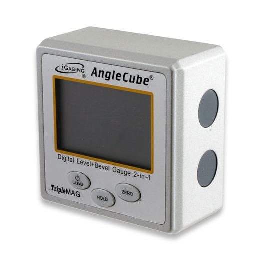 iGaging AngleCube Digital Level + Bevel Gauge 2 in 1