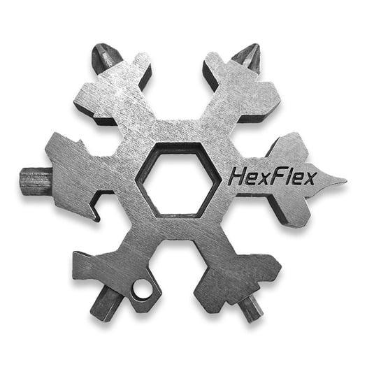 HexFlex Adventure Metric daugiafunkcis įrankis