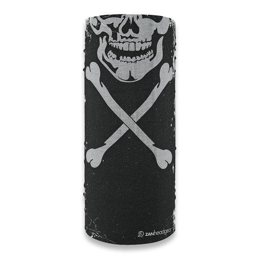 Zan Headgear Motley Tube, skull
