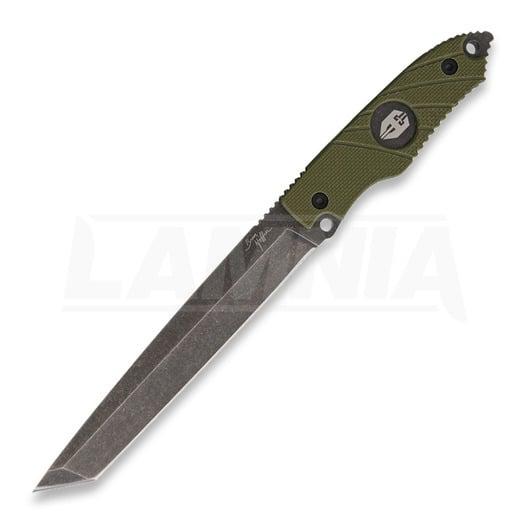 Hoffner Knives Beast, zaļš
