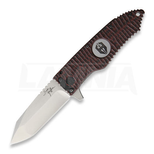 Hoffner Knives Creed Chiseled Linerlock CM vouwmes