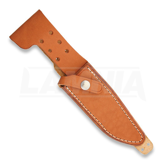 BlackJack Model 125 Commando סכין צייד, Stacked Leather
