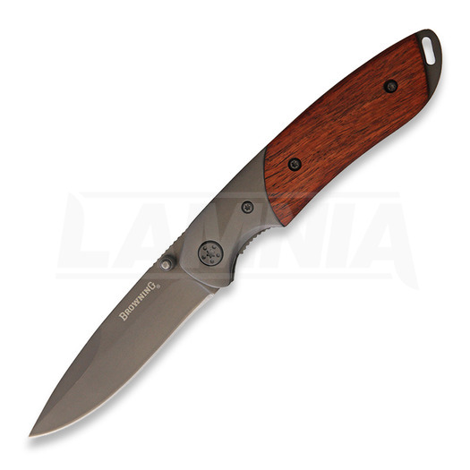Browning Cocobolo Linerlock folding knife