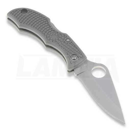 Spyderco Ladybug 3 折叠刀, FRN, foliage green