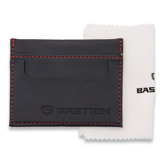 Bastion Minimalist Wallet PU Leather