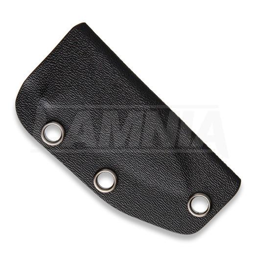Bastion Carbon Fiber EDC Knife Curved סכין