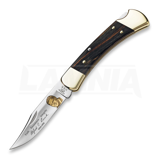 Saliekams nazis Buck Weld Folding Hunter Limited 110BRSWD