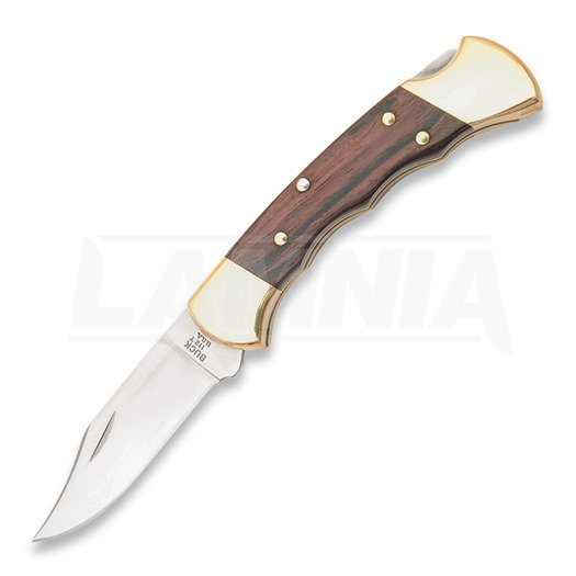 Buck Ranger Fingergrooved kääntöveitsi 112FG