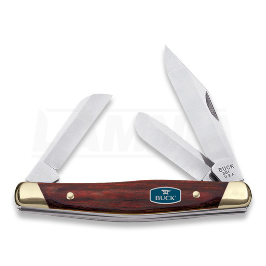 Buck Stockman folding knife 301RWS