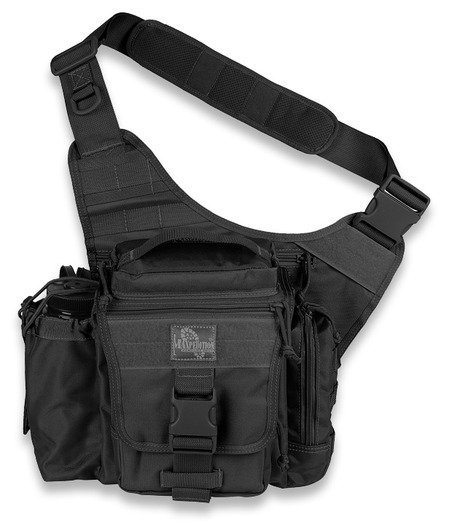 Maxpedition Jumbo E.D.C. Special edition shoulder bag, black