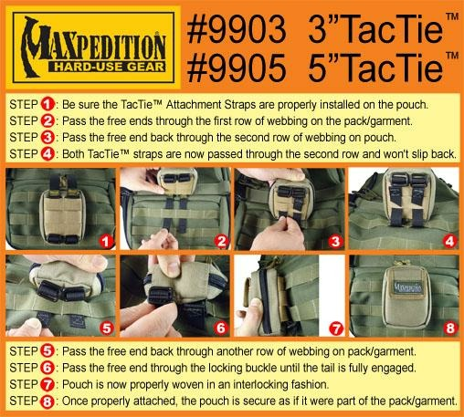 Maxpedition TacTie 3