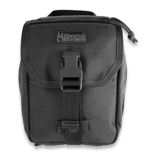 Organizer tascabile Maxpedition F.I.G.H.T. Medical Pouch, nero