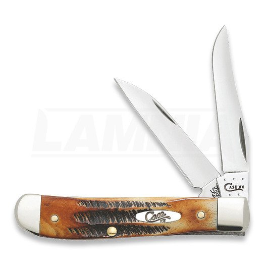 Pocket knife Case Cutlery Wharncliffe Mini Trapper 65305