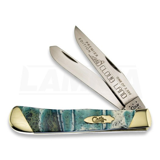 Case Cutlery Trapper Cloud Land pocket knife S9254CL