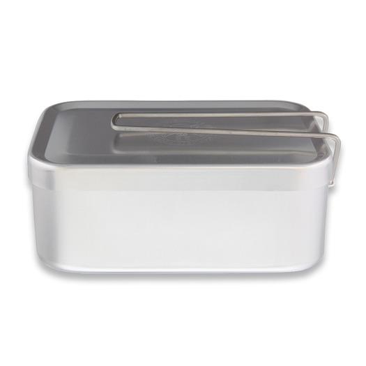 ESEE Aluminum Mess Survival Tin
