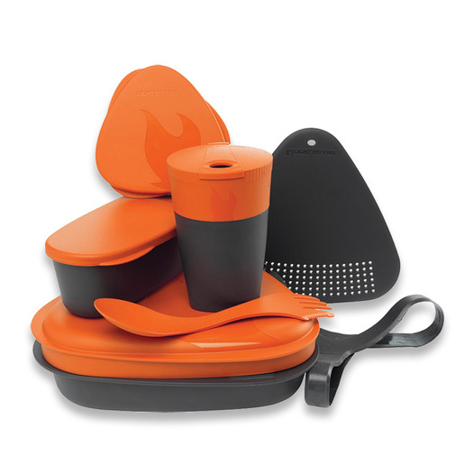 Light My Fire Mealkit Orange