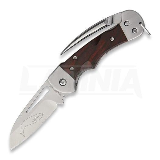Myerchin Generation 2 Crew Pro Wood 折り畳みナイフ