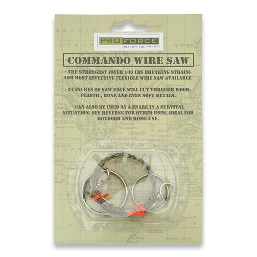 NDuR Commando Wire Saw
