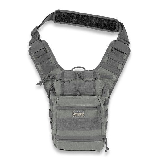 Maxpedition Colossus Versipak axelväska, foliage green