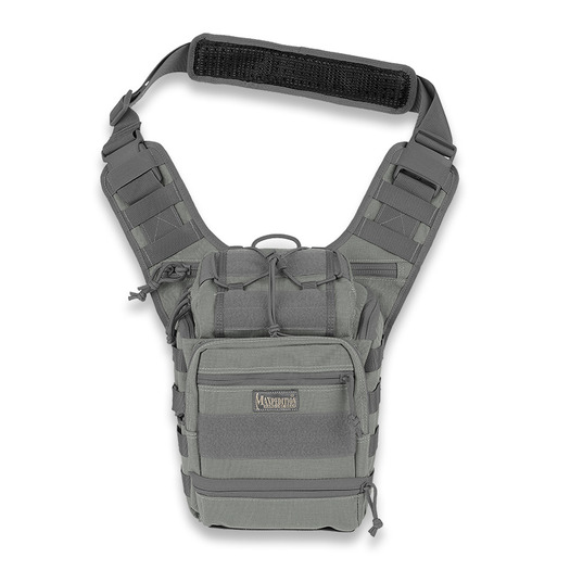 Sac à bandoulière Maxpedition Colossus Versipak, foliage green 0424F