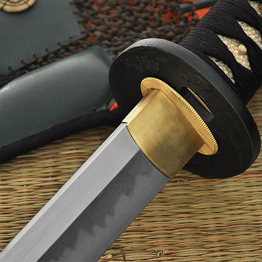 CAS Hanwei Lion Dog Katana